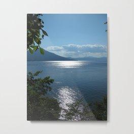 Japan - Hokkaido Landscape Metal Print
