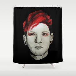 Josh D Shower Curtain