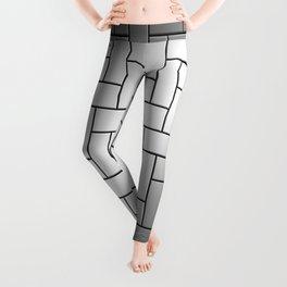 Graphic Design bronze Leggings