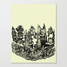 Landscape 08 Canvas Print