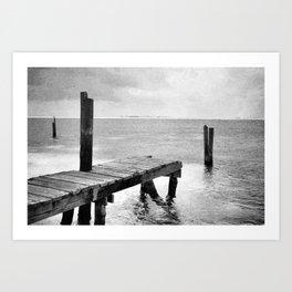 dock it Art Print