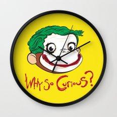Why So Curious? Wall Clock