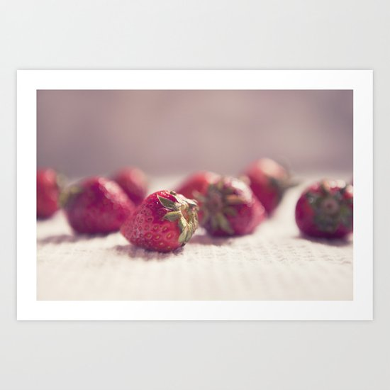 Sweet Goodness Art Print