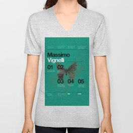 Massimo Forever 02 Unisex V-Neck