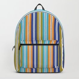 Summer days in Varcaturo Backpack