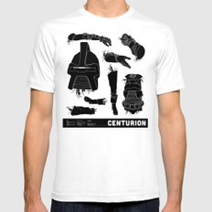 Decommissioned: Centurion  SMALL Mens Fitted Tee White