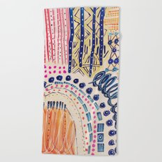 Shakti Beach Towel