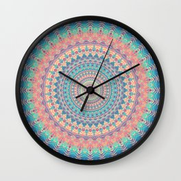 Mandala 510 Wall Clock