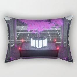 BLOOMVAULT Rectangular Pillow