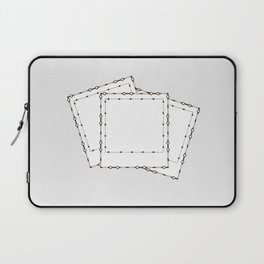 Polaroids Laptop Sleeve