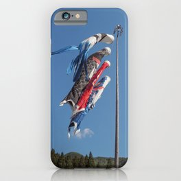 Koinobori iPhone Case