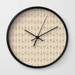 The Beacon Star  Wall Clock