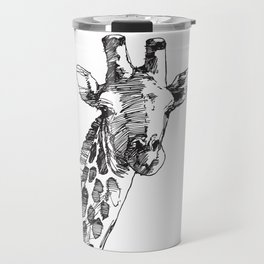 Giraffe - M Travel Mug