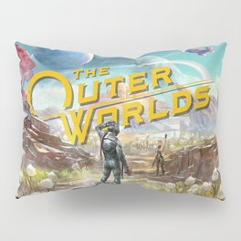 The Outer Worlds Pillow Sham