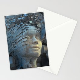 Dissolution of Ego Stationery Cards