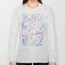 Meditation Colors Long Sleeve T-shirt