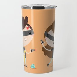 By your side Travel Mug