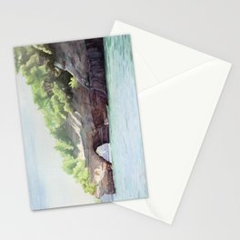 Picture Rocks Stationery Cards