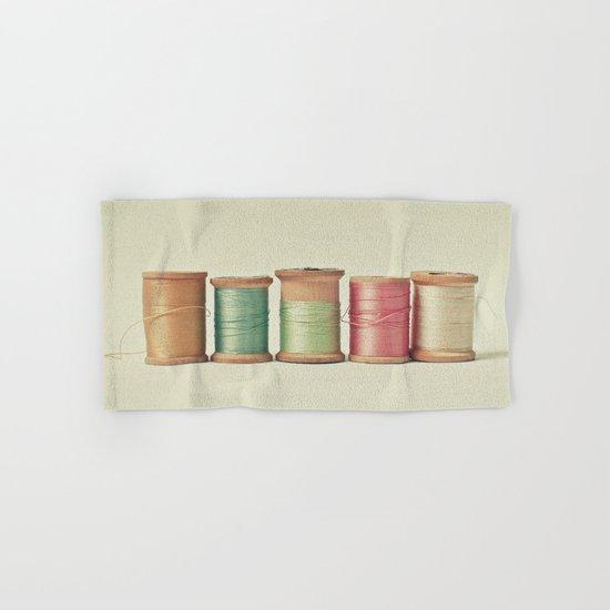 Five in a Row Hand & Bath Towel