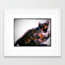 Eartha Kit Framed Art Print