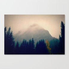 Only God Can Make a Tree Canvas Print