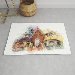 Wawel Art Cracowv Rug