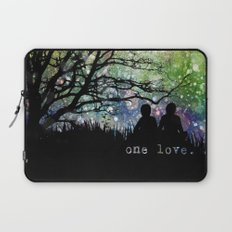 One Love Laptop Sleeve