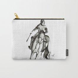 Scythian warrior Carry-All Pouch
