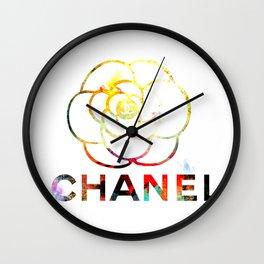 Fashion Flower Wall Clock