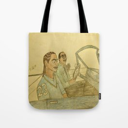 Snoop and Dre Tote Bag