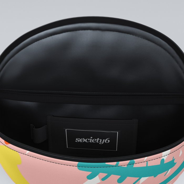 RETRO PINK Fanny Pack