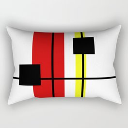 Geometrical design Rectangular Pillow