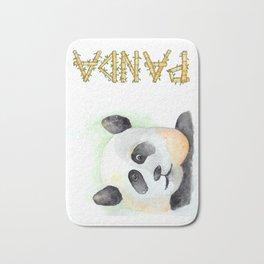 Panda Power! Bath Mat