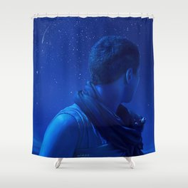 Furiosa  Shower Curtain