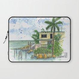 Beach Side Laptop Sleeve