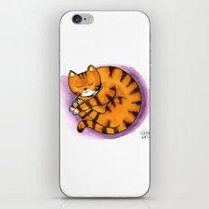 Sleepin Charlie iPhone & iPod Skin