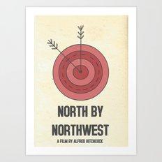 North by Northwest #2 Art Print