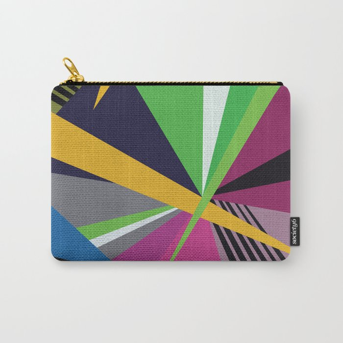 Amazing Runner No. 8 Carry-All Pouch