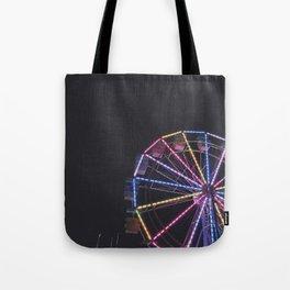 Iowa State Fair 2018 - Ferris Wheel Tote Bag