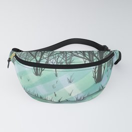 May the Forest be With You Fanny Pack