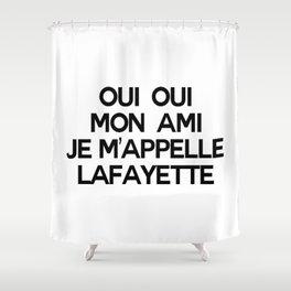 Lafayette Shower Curtain