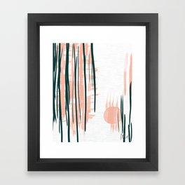 Morning in Japan Framed Art Print