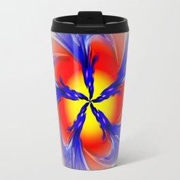 Abstract - Perfection 49 Travel Mug