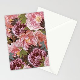 the packed pink Stationery Cards