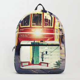 New Orleans Streetcar Backpack