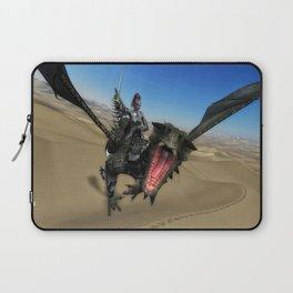 Armored Dragon Laptop Sleeve