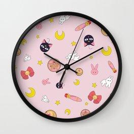 Sailor Moon Sweet Dream Wall Clock