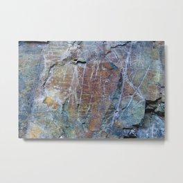 Oxidized Metal Print