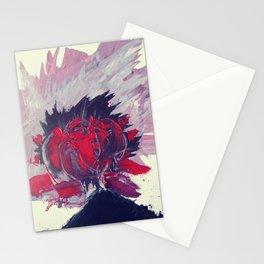 Phoenix Rose Stationery Cards