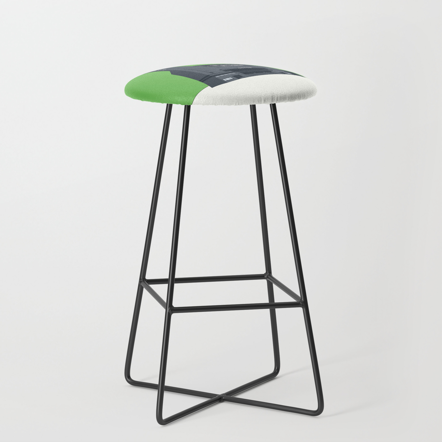 ODEON Leicester Square Bar Stool by adorman